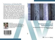 Buchcover von Postzionismus und Nahostkonflikt
