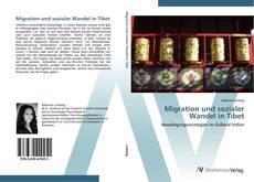 Bookcover of Migration und sozialer Wandel in Tibet