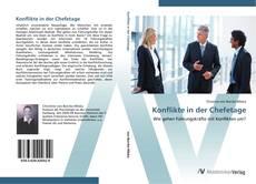 Bookcover of Konflikte in der Chefetage