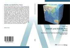 Bookcover of ASEAN and ASEAN Plus Three