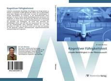 Kognitiver Fähigkeitstest kitap kapağı