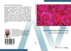 Portada del libro de Die Institution Muttertag
