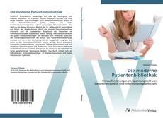 Bookcover of Die moderne Patientenbibliothek
