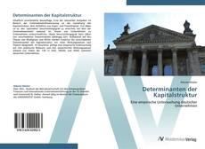 Buchcover von Determinanten der Kapitalstruktur