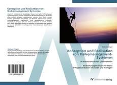 Portada del libro de Konzeption und Realisation von Risikomanagement-Systemen