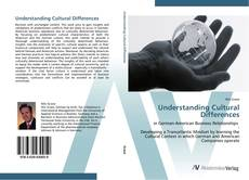Bookcover of Understanding Cultural Differences