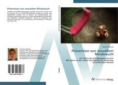 Bookcover of Prävention von sexuellem Missbrauch