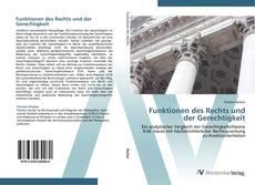 Bookcover of Funktionen des Rechts und der Gerechtigkeit