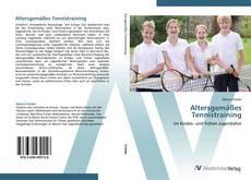 Buchcover von Altersgemäßes Tennistraining