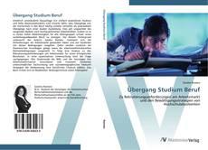 Capa do livro de Übergang Studium Beruf