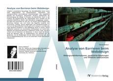 Borítókép a  Analyse von Barrieren beim Webdesign - hoz