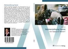 Bookcover of Heimerziehung heute