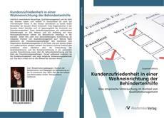 Bookcover of Kundenzufriedenheit in einer Wohneinrichtung der Behindertenhilfe