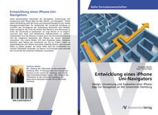 Buchcover von Entwicklung eines iPhone Uni-Navigators