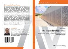 Couverture de Die Israel Defense Forces