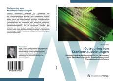 Bookcover of Outsouring von Krankenhausleistungen
