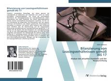 Borítókép a  Bilanzierung von Leasingverhältnissen gemäß IAS 17 - hoz