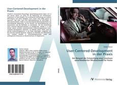 Bookcover of User-Centered-Development in der Praxis