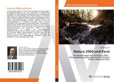 Bookcover of Natura 2000 und Forst