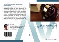 Bookcover of Soziale Identität und vergeltende Gerechtigkeit
