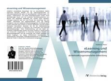 eLearning und Wissensmanagement kitap kapağı