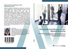 Buchcover von Personalentwicklung in der Medienbranche