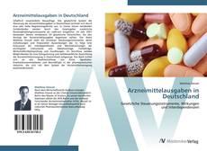 Borítókép a  Arzneimittelausgaben in Deutschland - hoz
