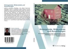 Buchcover von Hintergründe, Widerstände und Auswirkungen