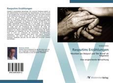 Couverture de Rasputins Erzählungen