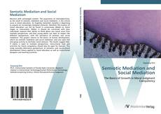 Bookcover of Semiotic Mediation and Social Mediation
