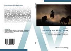 Portada del libro de Emotions and Risky Choice