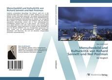 Buchcover von Menschenbild und Kulturkritik von Richard Sennett und Neil Postman