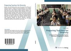 Copertina di Preparing Teachers for Diversity