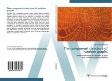 Обложка The component structure of random graphs