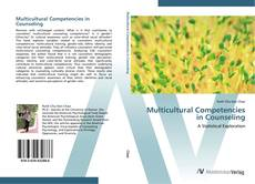 Copertina di Multicultural Competencies in Counseling