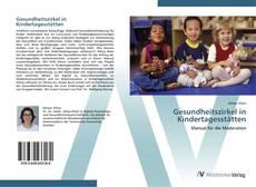 Buchcover von Gesundheitszirkel in Kindertagesstätten
