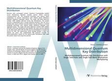 Bookcover of Multidimensional Quantum Key Distribution
