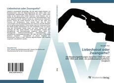 Buchcover von Liebesheirat oder Zwangsehe?
