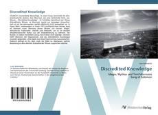 Capa do livro de Discredited Knowledge