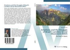 Copertina di Emotions and the Struggle of Brazil's Landless Social Movement (MST)