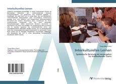 Portada del libro de Interkulturelles Lernen