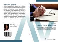Alter(n) und Migration kitap kapağı
