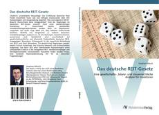 Buchcover von Das deutsche REIT-Gesetz
