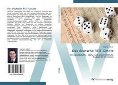 Portada del libro de Das deutsche REIT-Gesetz