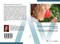 Buchcover von Kinder psychisch kranker Eltern