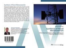 Buchcover von Synthesis of Novel Metamaterials