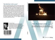 """Buchcover von """"Die Wahrheit stirbt zuerst"""""""