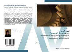 Bookcover of Interaktive Dynamiksimulation