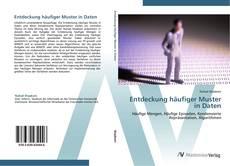 Capa do livro de Entdeckung häufiger Muster in Daten