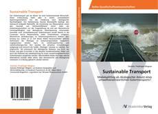 Borítókép a  Sustainable Transport - hoz